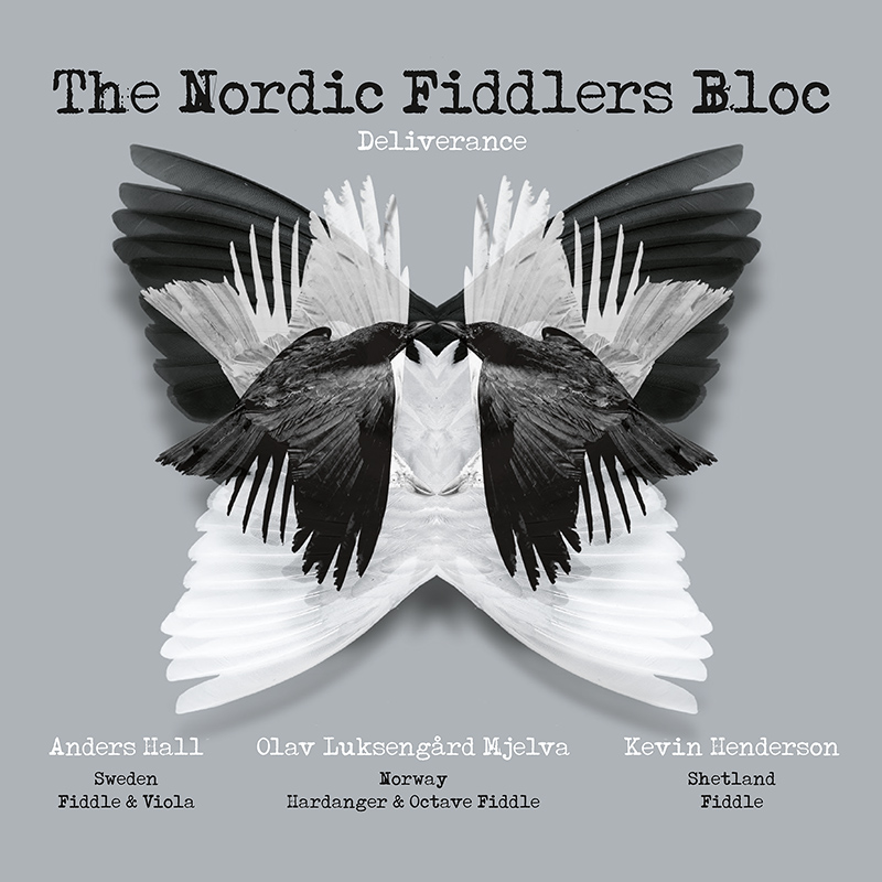 New album with The Nordic Fiddlers Bloc!